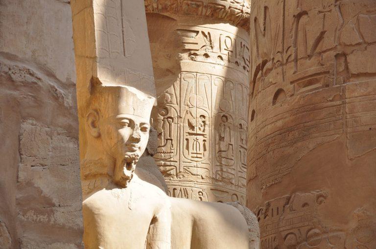 Abram e Sarai in Egitto un ritorno al giardino di Eden?