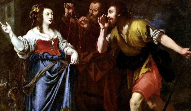 Rahab la prostituta: Giosuè 2-6