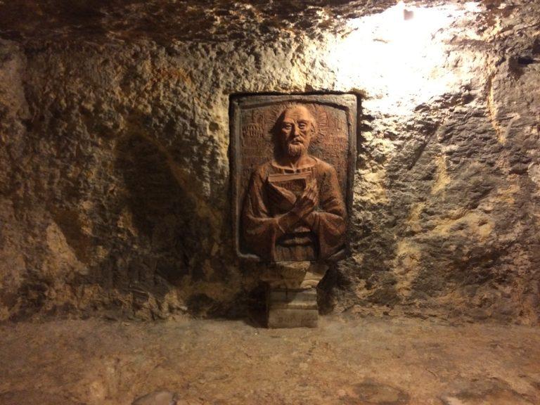 Incontro a Betlemme: San Girolamo