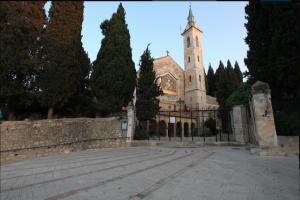 La Chiesa della Visitazione ad Ain Karen