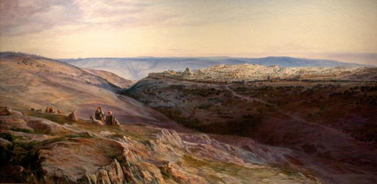 Salmo 125: Chi confida nel Signore è come la roccia