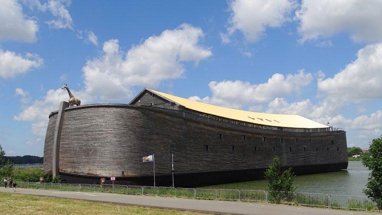 Diluvio 05-La costruzione dell'arca: Gen 6,9-22