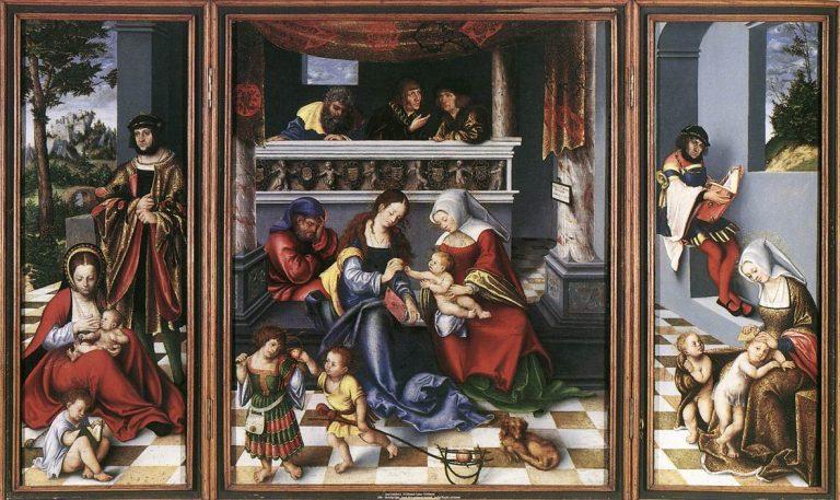 Maria Madre di Dio, colei che fa unità: Lc 2,16-21