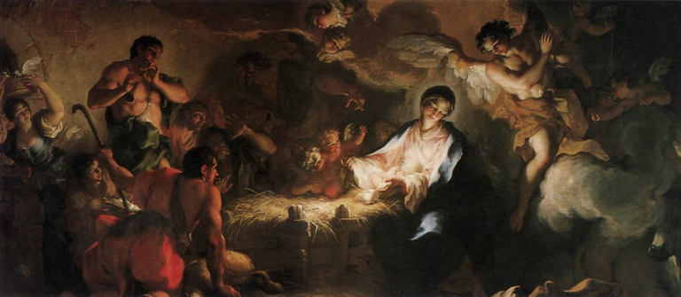 Oggi è nato il Salvatore: Lc 2,1-20