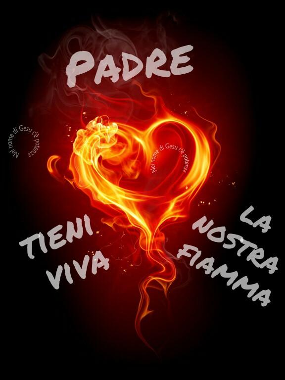 La fiamma dell'amore