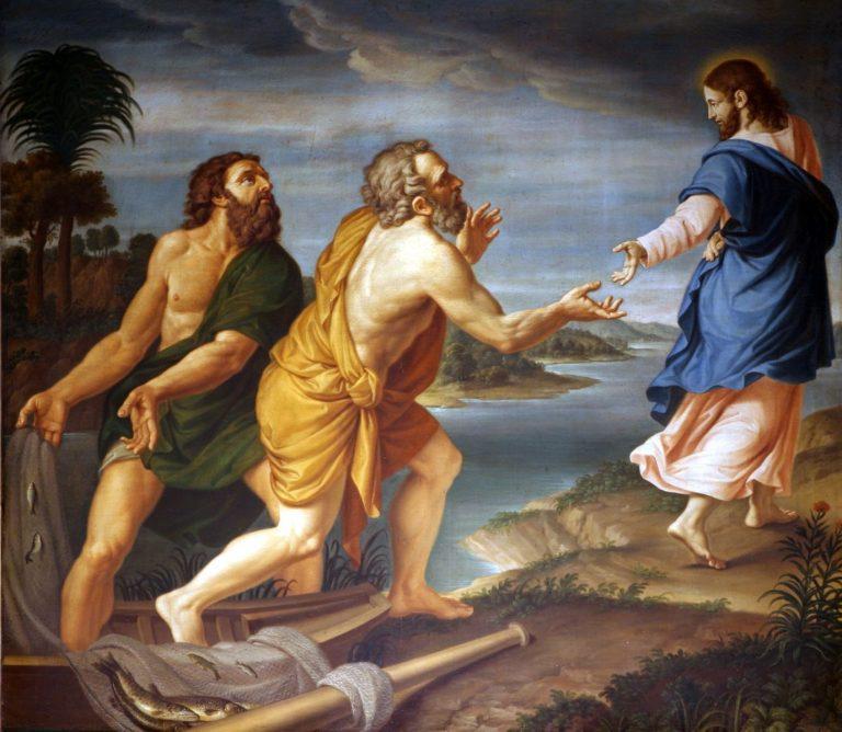 La chiamata dei discepoli: Mc 1,14-20